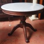 โต๊ะเชคโกหินอ่อน 90cm รหัส16761ch1
