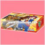 Future Card Buddyfight Deck Holder / Storage Box Collection Vol.72 - Gao Mikado & Drum Bunker Dragon (Hard Paper)