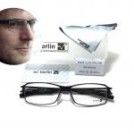 แว่นสายตา ic berlin model M0071 black 55-15 <ดำ>