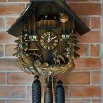 นาฬิกากุ๊กกรูบ้าน3ถ่วง8วันรหัส 201058kr