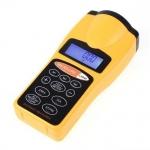 RF02-เครื่องมือวัดระยะ ตลับเมตรดิจิตอล พร้อม Laser Pointer (วัดระยะด้วยระบบอัลตร้าโซนิค)