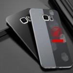 (759-001)เคสโทรศัพท์มือถือซัมซุง Case Samsung S6 เคสนิ่มคลุมเครื่องลายหินทราย