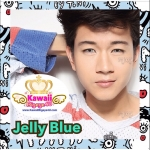 jelly blue
