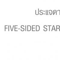 ประแจดาว 5 แฉกแกนกลวง FIVE-SIDED STAR TAMPERPROOF KEYS
