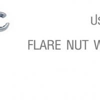 ประแจแหวนผ่า (มม.) FLARE NUT WRENCHES (MM)
