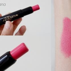 Mistine 4 QUEEN of Lips ลิปคฑา #02 สีชมพู Pink Diana