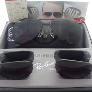 RayBan Flip Out Aviator RB3460