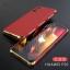 (724-001)เคสโทรศัพท์มือถือ Case Huawei P20 เคสโลหะแฟชั่นขอบสีเทห์ๆ thumbnail 12