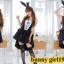 รหัส bunny girl19 ชุดคอสเพลย์เซ็กซี่บันนี่ thumbnail 3