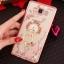 (025-1047)เคสมือถือซัมซุง Case Samsung Galaxy J5 2016 เคสนิ่มซิลิโคนใสลายหรูประดับคริสตัล พร้อมแหวนเพชรตั้งโทรศัพท์ thumbnail 15