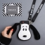 (545-016)เคสมือถือวีโว่ Vivo V7 Plus/Y79 เคสนิ่มหมา snoopy หูผ้านิ่ม thumbnail 2