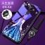 (025-1190)เคสโทรศัพท์มือถือหัวเว่ย Case Huawei Y7prime เคสนิ่มซิลิโคนพื้นหลังกระจกนิรภัยบลูเรย์ลายผู้หญิงสวย thumbnail 8