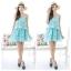 Sweetest Pastel Lace Dress มี 5 สีให้เลือกค่ะ thumbnail 5