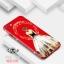 (025-777)เคสมือถือวีโว Vivo X7 plus เคสนิ่มTPU ลายการ์ตูนผู้หญิงสวย ขอบเพชรหรูหรา thumbnail 6