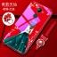 (025-1190)เคสโทรศัพท์มือถือหัวเว่ย Case Huawei Y7prime เคสนิ่มซิลิโคนพื้นหลังกระจกนิรภัยบลูเรย์ลายผู้หญิงสวย thumbnail 4