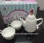 กาน้ำชา ลายเด็กผู้หญิง Tea for Two (ซื้อ 3 ชุด ราคาส่งชุดละ 320 บาท) thumbnail 1