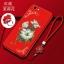 (026-007)เคสโทรศัพท์มือถือวีโว Vivo V5/V5S/Y67 เคสนิ่มขอบเพชรลายดอกไม้ thumbnail 4