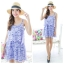 Sweetest Pastel Lace Dress มี 5 สีให้เลือกค่ะ thumbnail 1