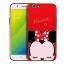 (694-014)เคสมือถือ Case OPPO R9s Plus/R9s Pro เคสนิ่มซิลิโคนสีแดงลายการ์ตูน thumbnail 2