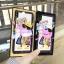 (633-016)เคสมือถือไอโฟน Case iPhone7/iPhone8 เคสนิ่มพื้นหลังกระจกลาย Piggy Rich thumbnail 1