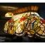 โคมไฟเพดาน stainglass ทรงรี รหัส15261ss3 thumbnail 8