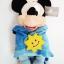 ตุ๊กตา Mickey Mouse - Hong Kong Disneyland thumbnail 1