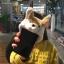 (686-001)เคสมือถือ Case Huawei P8 Lite เคสนิ่มชุดฮู้ดตุ๊กตาสวมโทรศัพท์นุ้งหมาชิบะและนุ้งหมูน้อยสีชมพู thumbnail 3