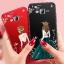 (587-006)เคสมือถือซัมซุง Case Samsung J7 เคสนิ่มแฟชั่นลายผู้หญิงขอบเพชร thumbnail 1