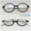 กรอบพร้อมเลนส์โค้ท แว่นตาเกาหลี ทรงรี รุ่น TR90137 thumbnail 9