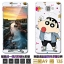 (697-002)เคสโทรศัพท์มือถือซัมซุง Case Samsung A9 Pro เคสนิ่มพร้อมฟิล์มกระจกด้านหน้าเข้าชุดการ์ตูน thumbnail 10