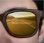 แว่นกันแดด SKULL RIDER รุ่น Matt Camel Gold <Skull-04> thumbnail 9