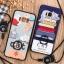 (025-1140)เคสมือถือ Case Samsung S8 Plus/ S8+ เคสนิ่มซิลิโคนลายน่ารัก พร้อมแหวนมือถือและสายคล้องคอถอดแยกสายได้ thumbnail 4