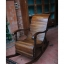 เก้าอี้โยกไม้มะค่า รหัส8261mw thumbnail 3