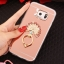 (025-1146)เคสมือถือซัมซุง Case Samsung Galaxy S7 เคสนิ่มพื้นหลังแววกึ่งกระจก เลนส์กล้องขอบเพชร พร้อมแหวนเพชรตั้งโทรศัพท์และสายคล้องคอถอดแยกสายได้ thumbnail 15