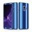 (726-002)เคสมือถือซัมซุง Case Samsung S9+ เคสพลาสติกสีเมทัลลิคประกบหน้าหลังกระจกนิรภัย thumbnail 6