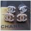 Classic Chanel Pearl Earing ต่างหูสไตล์ชาแนลแต่งมุกสุดคลาสสิค thumbnail 2