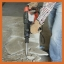 """สว่านกระแทก 17mm (11/16"""") รุ่น MT860X1 ยี่ห้อ Maktec (JP) Hammer Drills thumbnail 6"""