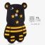 (013-017)เคสมือถือวีโว Vivo X6 เคสนิ่มตัวการ์ตูนกระต่ายและหมี 3D thumbnail 8