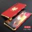 (724-002)เคสโทรศัพท์มือถือ Case Huawei P20 Pro เคสโลหะแฟชั่นขอบสีเทห์ๆ thumbnail 6