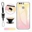 (769-001)เคสโทรศัพท์มือถือ Case Huawei P9 Plus เคสนิ่มพื้นหลังกระจกนิรภัยสีหวานๆ สวยๆ thumbnail 7