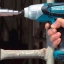 """ไขควงกระแทกไฟฟ้า 6.35mm (1/4"""") มีไฟ LED ส่อง รุ่น TD0101F ยี่ห้อ Makita (JP) Impact Driver thumbnail 8"""