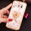 (025-1150)เคสมือถือซัมซุง Case Samsung S7 Edge เคสนิ่มซิลิโคนใสลายหรูประดับคริสตัล พร้อมแหวนเพชรมือถือตั้งโทรศัพท์ thumbnail 11