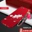 (694-016)เคสมือถือ Case OPPO R9s Plus/R9s Pro เคสนิ่มคลุมเครื่องสีแดงลายดอกไม้แฟชั่นสวยๆ พร้อมสายคล้องมือลายดอกไม้ thumbnail 4