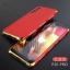 (724-002)เคสโทรศัพท์มือถือ Case Huawei P20 Pro เคสโลหะแฟชั่นขอบสีเทห์ๆ thumbnail 5