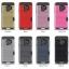 (436-433)เคสมือถือซัมซุง Case Samsung A8+ 2018 เคสทูโทนแนวกันกระแทกด้านหลังมีช่องใส่การ์ด thumbnail 1