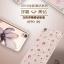 (480-004)เคสมือถือ Case OPPO F1 Plus (R9) เคสนิ่มใสประดับคริสตัลลายดอกไม้ thumbnail 1