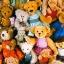 แนพกิ้น 33x33 Teddy Bear 13305390 thumbnail 1