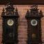 นาฬิกาม้าลอนดอน2ลาน รหัส5661ld thumbnail 14
