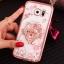 (025-1150)เคสมือถือซัมซุง Case Samsung S7 Edge เคสนิ่มซิลิโคนใสลายหรูประดับคริสตัล พร้อมแหวนเพชรมือถือตั้งโทรศัพท์ thumbnail 8
