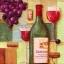 แนพกิ้น 33x33 Kitchen Wine 340202 thumbnail 1